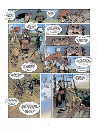 Page 4 Le sang des lâches tome 4