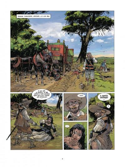 Page 1 Le sang des lâches tome 3