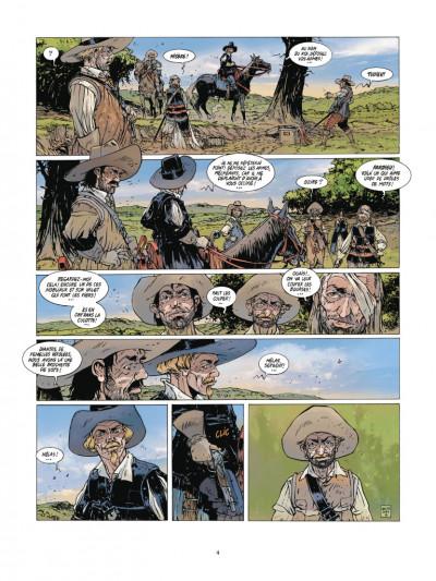 Page 2 Le sang des lâches tome 3