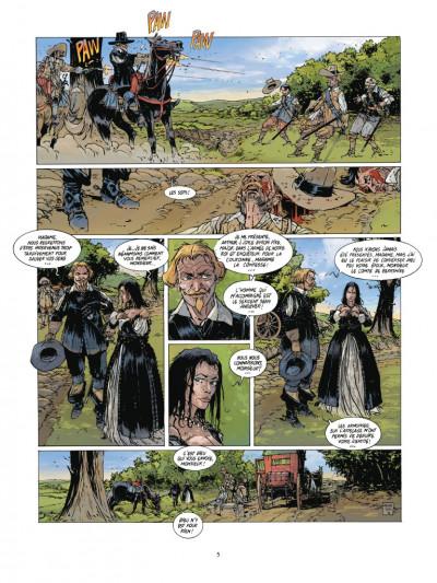 Page 3 Le sang des lâches tome 3