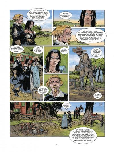 Page 4 Le sang des lâches tome 3