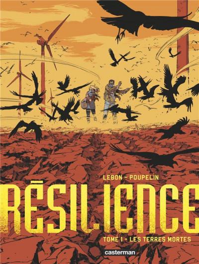 Couverture Résilience tome 1