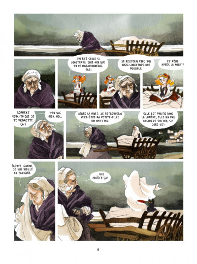 Page 2 Bouche d'ombre tome 3