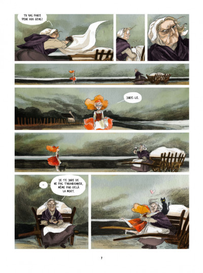 Page 3 Bouche d'ombre tome 3