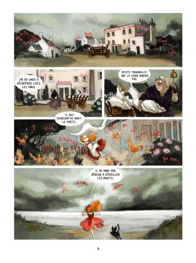 Page 5 Bouche d'ombre tome 3