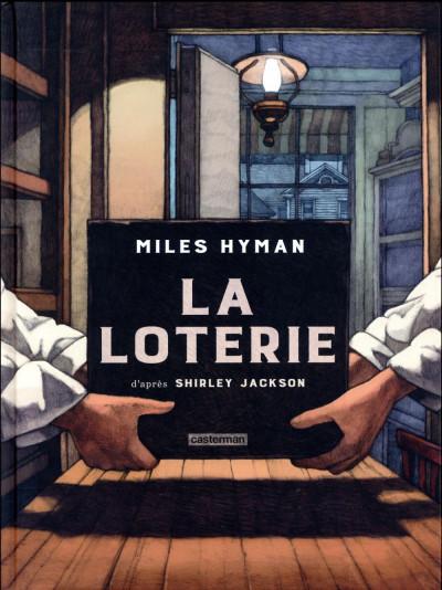Couverture La loterie