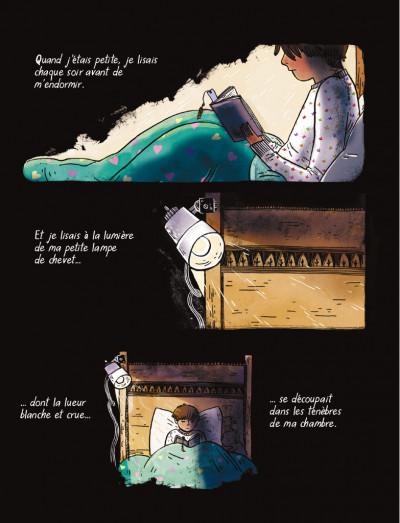 Page 1 Dans les bois