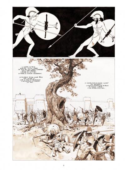 Page 1 Le coeur des amazones - édition deluxe