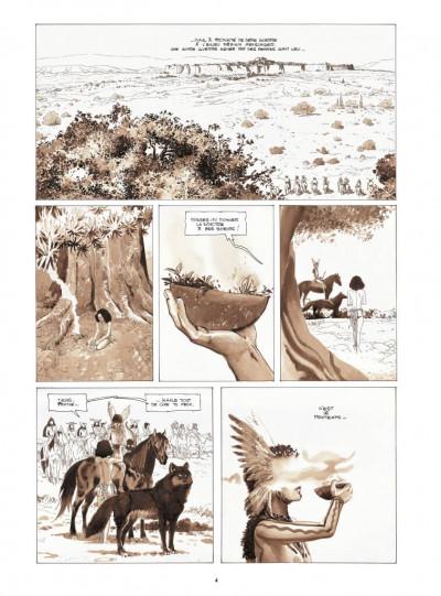 Page 2 Le coeur des amazones - édition deluxe