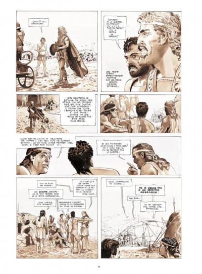 Page 4 Le coeur des amazones - édition deluxe