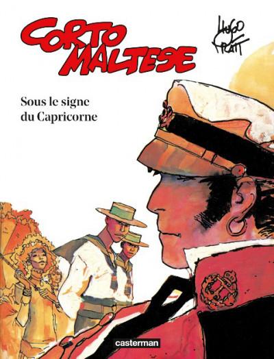 image de Corto Maltese tome 2 - Sous le signe du Capricorne (édition 2015)
