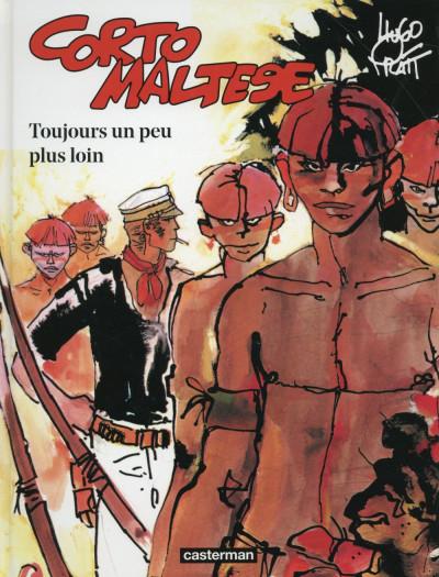 image de Corto Maltese tome 3 - Toujours un peu plus loin (édition 2015)
