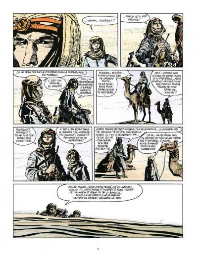 Page 2 Corto Maltese - édition 2015 tome 5