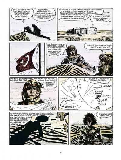 Page 3 Corto Maltese - édition 2015 tome 5