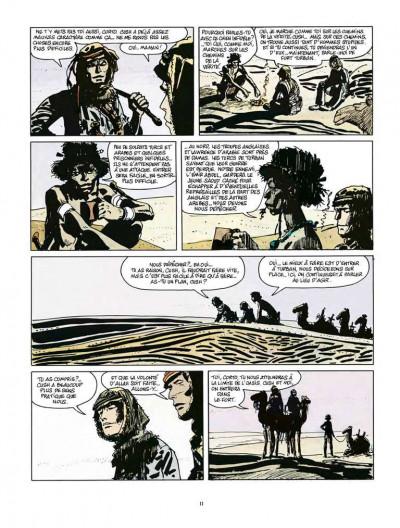 Page 5 Corto Maltese - édition 2015 tome 5