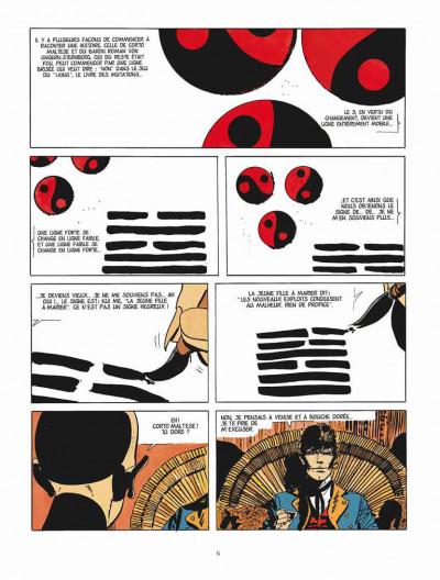 Page 2 Corto Maltese - édition 2015 tome 6