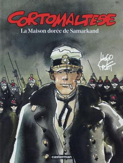 Couverture Corto Maltese - édition 2015 tome 8