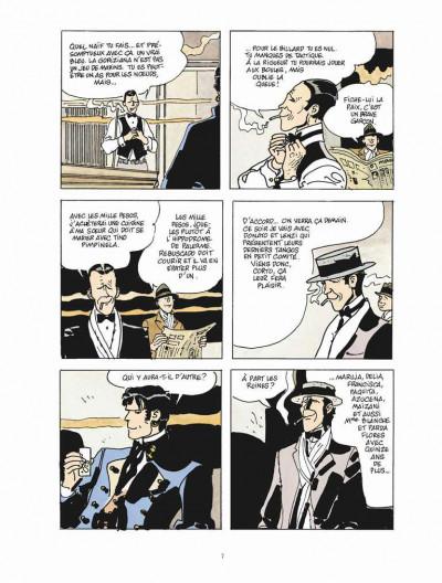 Page 3 Corto Maltese - édition 2015 tome 10