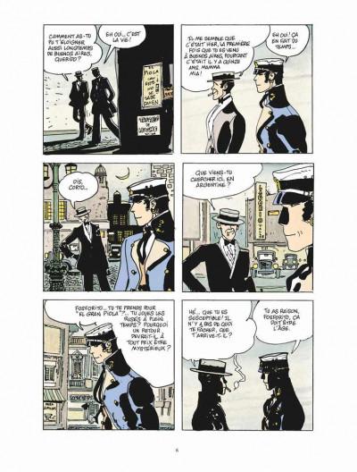 Page 4 Corto Maltese - édition 2015 tome 10
