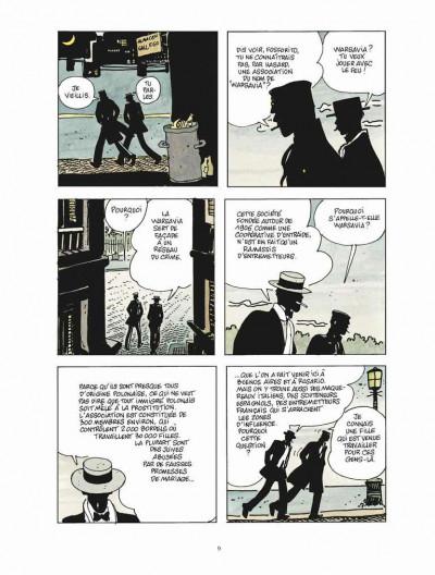 Page 5 Corto Maltese - édition 2015 tome 10
