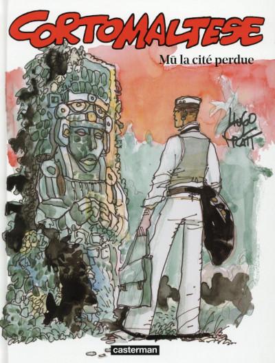 image de Corto Maltese - édition 2015 tome 12 - Mû la cité perdue