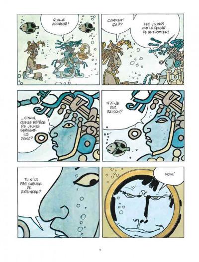 Page 5 Corto Maltese - édition 2015 tome 12
