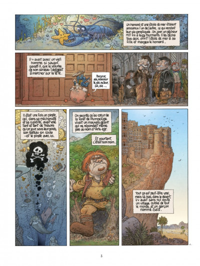Page 1 Là où vont les fourmis