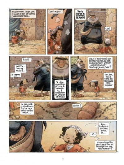 Page 3 Là où vont les fourmis