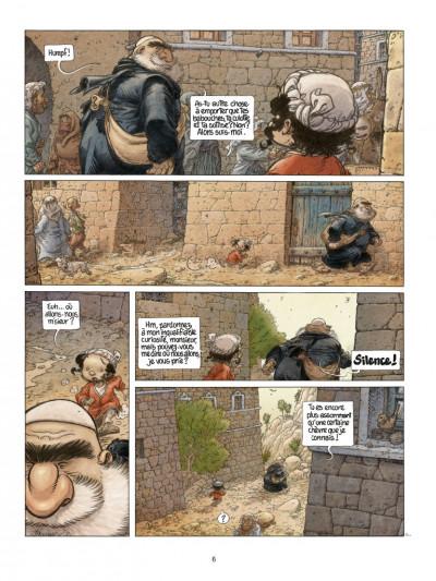 Page 4 Là où vont les fourmis