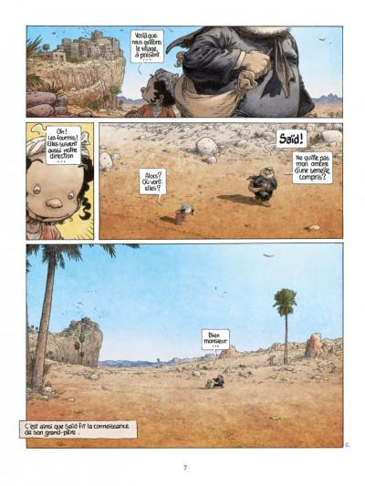 Page 5 Là où vont les fourmis