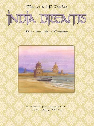 Page 3 India dreams tome 10 - Artbook