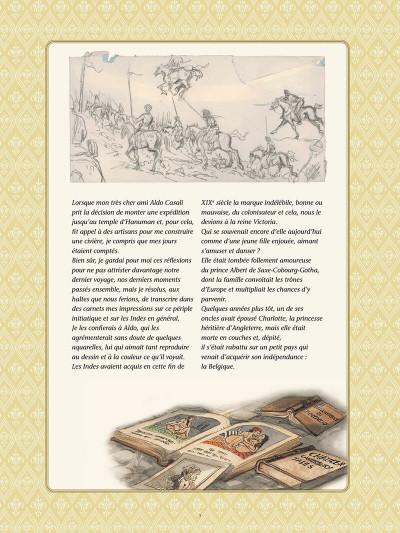 Page 9 India dreams tome 10 - Artbook