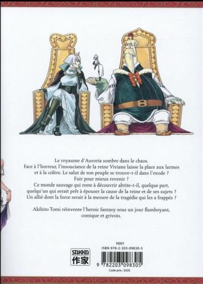 Dos Stravaganza - la reine au casque de fer tome 2