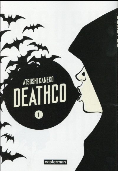 Couverture Deathco tome 1