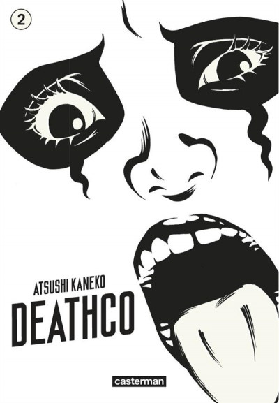 Couverture Deathco tome 2
