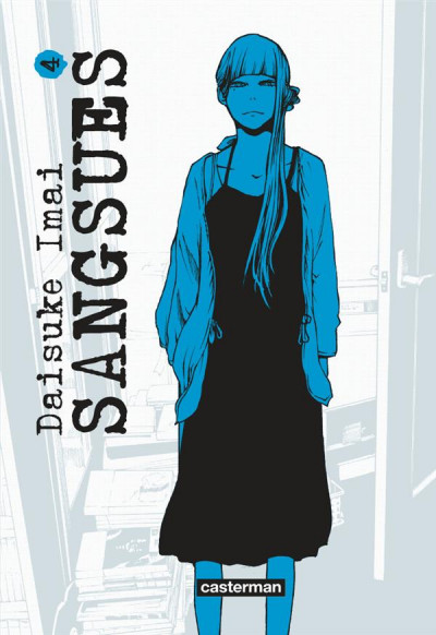 Couverture Sangsues tome 4