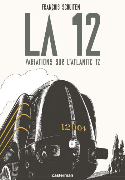 image de La 12 - variations sur l'atlantic 12