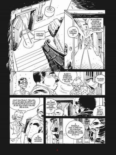 Page 2 Comment faire fortune en Juin 1940 - édition noir et blanc