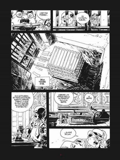 Page 3 Comment faire fortune en Juin 1940 - édition noir et blanc