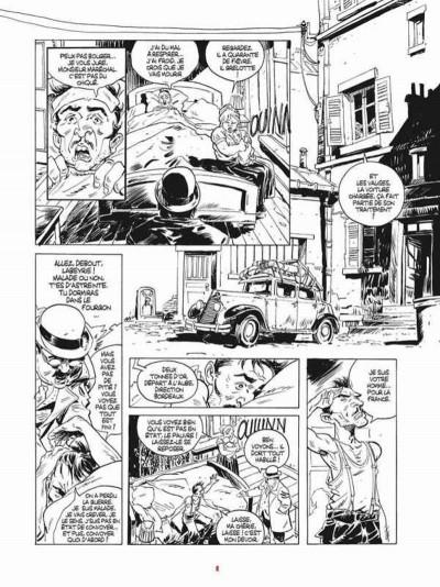 Page 4 Comment faire fortune en Juin 1940 - édition noir et blanc