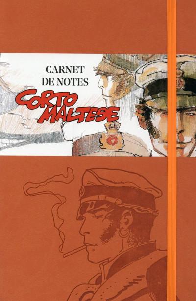image de Carnet de notes Corto Maltese 2016