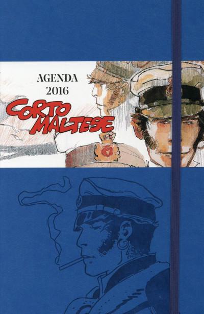 image de Agenda Corto Maltese 2016