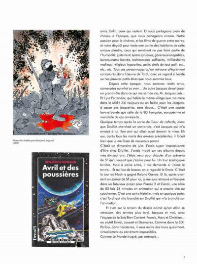Page 3 L'histoire d'un monde truqué