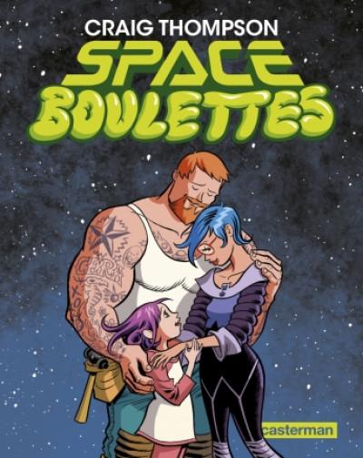 Couverture Space boulettes