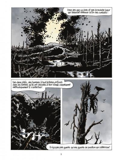 Page 1 Le dernier assaut