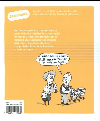 Dos Sociorama - Encaisser