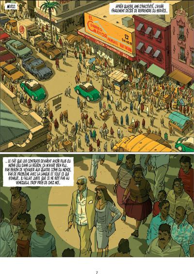 Page 7 Le tueur - coffret intégrale tome 2