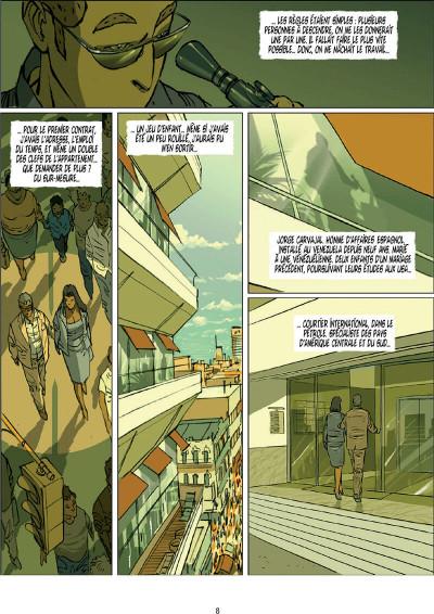 Page 8 Le tueur - coffret intégrale tome 2