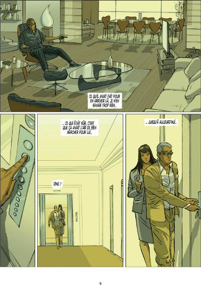 Page 9 Le tueur - coffret intégrale tome 2