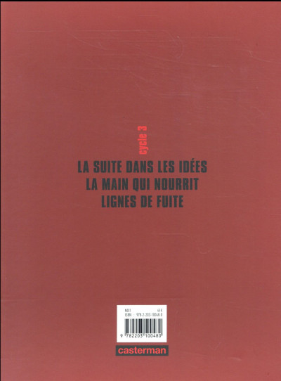 Dos Le tueur - coffret intégrale tome 3